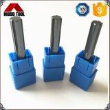 Rimas sólidas del carburo de la alta precisión para la perforación o Sloting
