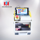 Largement machine de découpage de copie d'usage pour des touches HOME normales et tubulaires