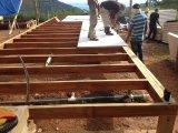 Нулевой асбеста цемента Subfloor Совет по лесной древесины