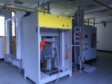 Línea de capa automática del polvo del cilindro de gas del LPG