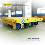 金属の生産ラインのための電気倉庫の交通機関の転送のカート