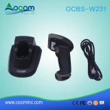 433MHz倉庫の店卸のための無線手持ち型2D/Qrバーコードのスキャンナー