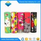Kundenspezifische Drucken-Kosmetik-verpackende Papierlippenglanz-Gefäße
