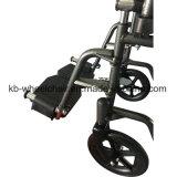 Desserrage rapide, fauteuil roulant manuel en acier Kbw871d
