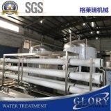 Máquina da água bebendo do RO para a água engarrafada