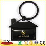 Catena chiave di marchio della Camera del metallo su ordinazione di figura per il regalo promozionale