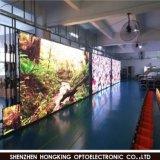 실내 발광 다이오드 표시를 위한 풀 컬러 P5 LED 영상 벽