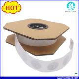 ISO14443A gedruckter 13.56MHz Ntag215 RFID NFC Marken-Aufkleber