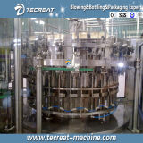 Малая разлитая по бутылкам Carbonated машина завалки безалкогольного напитка разливая линию по бутылкам Produciton