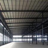 강철 구조물 작업장 Prefabricated 창고 창고 금속 지붕