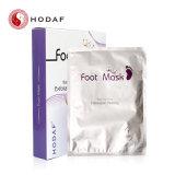 Cuidados de pele de branqueamento hidratante Máscara Peeling de pé