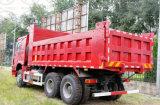 Sinotruk HOWO 6X4 340cv Euro III Caminhão Basculante