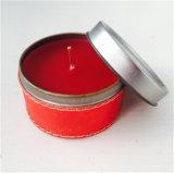 De Kaars van het tin met Nieuw Ontwerp in Kleuren