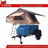 Палатка на крыше поездки прицепа