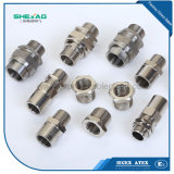중국에 있는 Nickel-Plated Brass Cable Gland Supplier