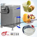 高圧300L/Hの小さいミルク処理のホモジェナイザー