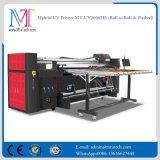 Impresora de inyección de tinta ULTRAVIOLETA del más nuevo formato amplio de China Mt-UV2000