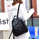 Hochwertiger Rucksack-Beutel-echtes Leder-Rucksack für Frauen