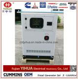 24kw/30kVA Yangdong silencioso Generador Diesel con S4100d motor (8-50kW/10-62.5kVA)
