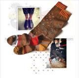 Носок хлопка весны/платья типа осени в стиле фанк