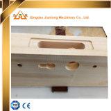 Fresadora de la ranura de la carpintería del CNC