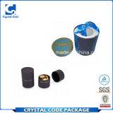 Divers styles de tubes d'emballage du papier cadeau