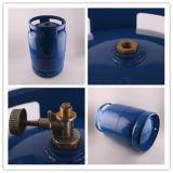 Cilindro de gas de acero del LPG del depósito de gasolina