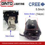La conducción de la luz de LED blanco cálido bar para el coche, ATV, SUV, camioneta