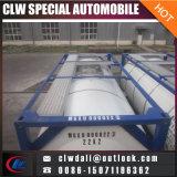 Roestvrij staal 40FT of 20FT de Container van de Tank van de Norm van ISO