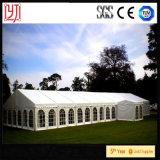 Tente extérieure de chapiteau de mur de PVC d'alliage d'aluminium de tente d'entrepôt pour l'action de marchandises