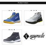 Ботинки нового профессионального дешевого холодного баскетбола хорошего качества идущие