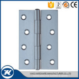 Bisagra de tope común inoxidable de la puerta del llano del acero 201 o 304