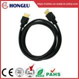 1.5M 1080P с высокой скоростью Gold кабель HDMI к HDMI (СИ084)