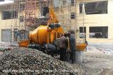 Jbt40 da bomba de concreto de gasóleo móvel com a batedeira