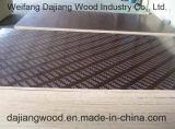 Panneau commercial de Fomwork avec la garantie et le noir de qualité/film de Brown pour la construction
