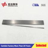 La norma y de buena calidad de las cuchillas aplanadora de carburo de tungsteno
