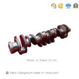 el motor de 6lt 6L 8.9L forjó el cigüeñal de acero 4989436 5267496