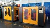 Plastikladeplatten-Aufspeicherungs-Strangpresßling-Blasformen-Maschine