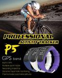 GPSの作業の追跡のスポーツのスマートなバンド