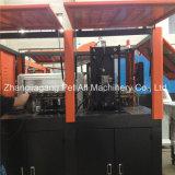 macchina dello stampaggio mediante soffiatura della bottiglia della bevanda di 2cavity 2L con il compressore d'aria