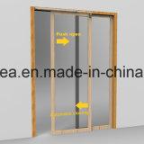 los 30cm hasta la presión de aire de cierre automático del diseño del 150cm DIY que resbala el muelle de puerta con patente de los E.E.U.U.