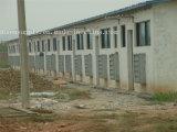Ventilateur d'extraction monté par guichet de ventilateur de ferme avicole de toit de mur de Foshan