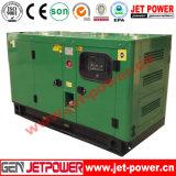 gerador elétrico do motor Diesel silencioso de Yanmar do gerador 20kw