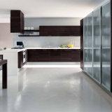 Armario lacado alto brillo modular kitchen cabinet fabricantes