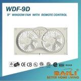 9. Реверсивный вентилятор с пульт ДУ Twin окна