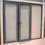 Portelli scorrevoli di vetro interni di alluminio di Frameless del nuovo prodotto