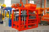 Máquinas de fabrico de blocos sólidos12-15 Qt a postura de máquinas de bloco sólido