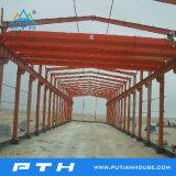 Industrielles Custormized Entwurfs-niedrige Kosten-Stahlkonstruktion-vorfabriziertlager