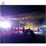 Braguero de aluminio de la etapa del braguero para las iluminaciones del concierto