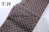 Spinnendes Knit-Rasterfeld-Leinengewebe mit a&B Serie (FTD31053AB)